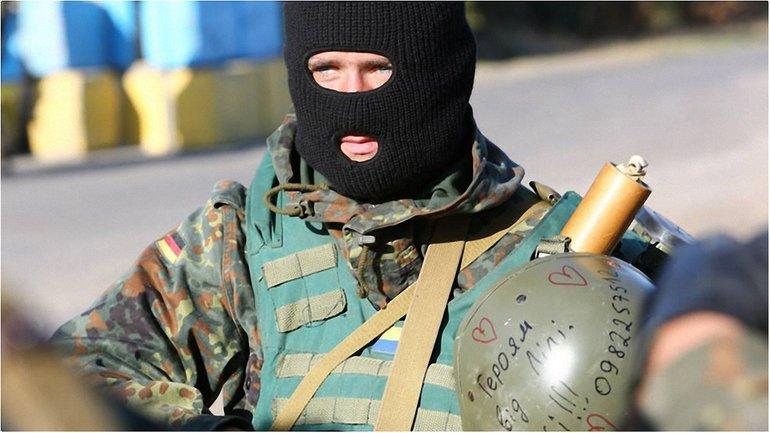 Боевики стреляют из запрещенного Минском вооружения  - фото 1