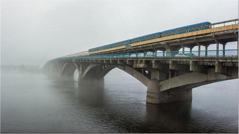 """Міст Метро, який """"втомився"""" - фото 1"""