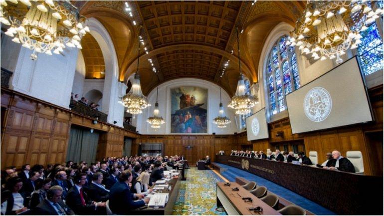 Суд примет решение по тяжбе Украины с РФ - фото 1