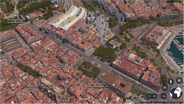 Тур по Барселоне - фото 1