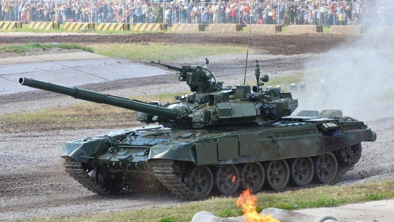 Мощнейшие танки были замечены на Донбассе во время боев за Иловайск  - фото 1