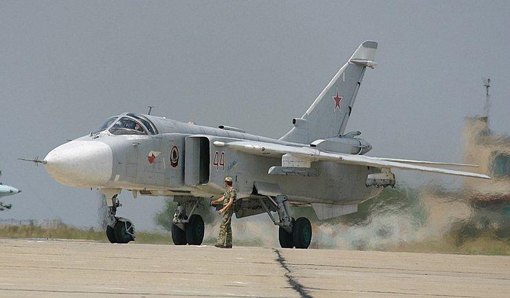 Россияне передали Сирии модернизированные бомбардировщики - фото 1