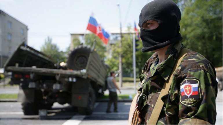 """Российские военные погибли от """"дружественного огня""""  - фото 1"""