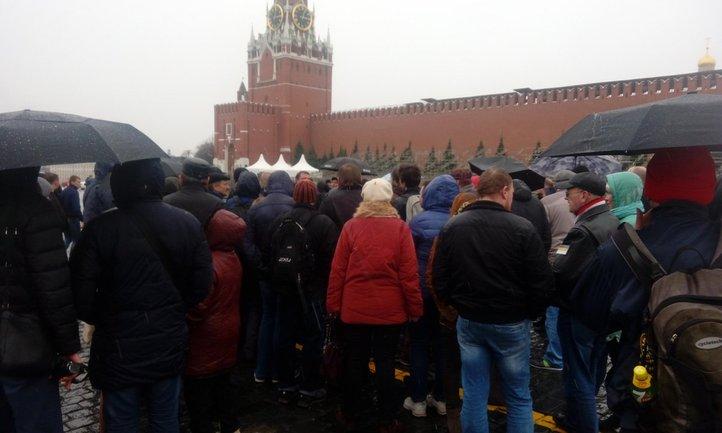 В Москве задержания не проводились - фото 1