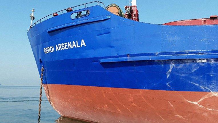Сухогруз затонул в среду утром - фото 1