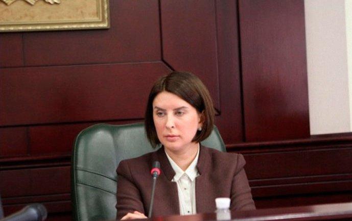 Глава Киевского облсовета заявила, что сотрудники СБУ применили к ней силу - фото 1