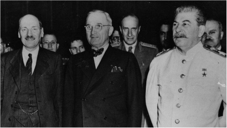 """Гаррі Труман знав, як знищити """"Імперію зла"""" - фото 1"""