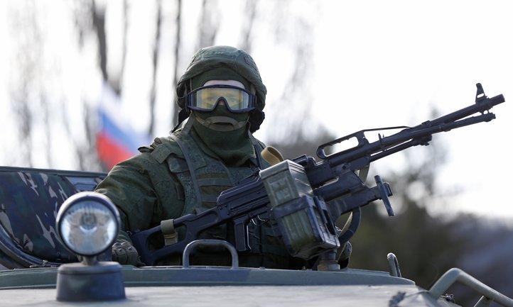 Вблизи украинской границы Россия развернула свои подразделения войск - фото 1