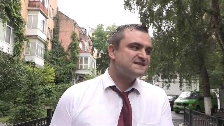 Дмитрия Суса уволили из ГПУ - фото 1