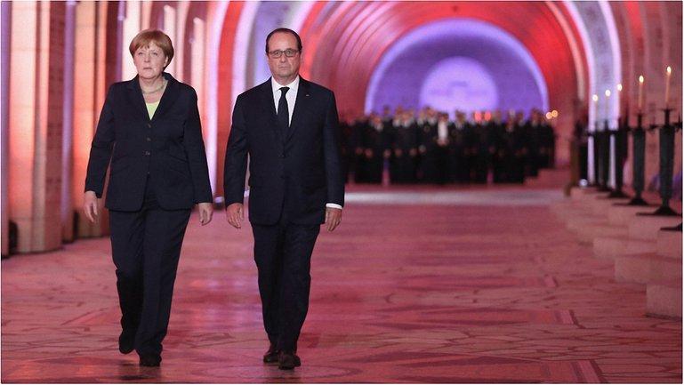 Меркель и Олланд поддержали США - фото 1