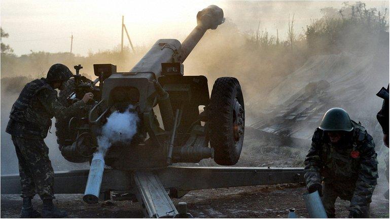 Обошлось без потерь среди украинских военных  - фото 1