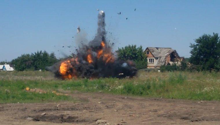 Украинский военный погиб неподалеку от села Павлополь - фото 1