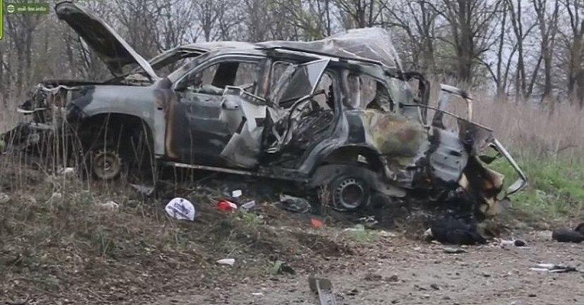 В результате взрыва погиб один человек - фото 1