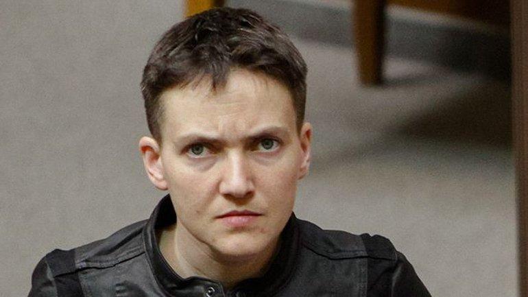 Надежда Савченко возглавила новую партию - фото 1
