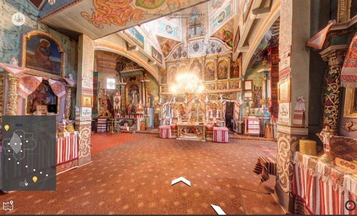 Церковь можно осмотреть в формате 360° - фото 1