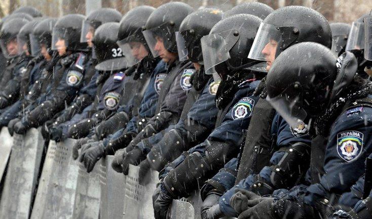 Экс-беркутовцам инкриминируют избиение и изтязание протестующих  - фото 1