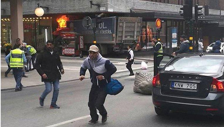 Информации о том был ли это теракт пока нет - фото 1
