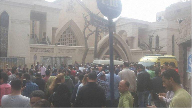 Сообщается о двух взрывах в городе  - фото 1