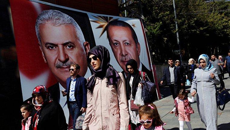 Оппозиция обвинила Эрдогана в подтасовке голосов - фото 1