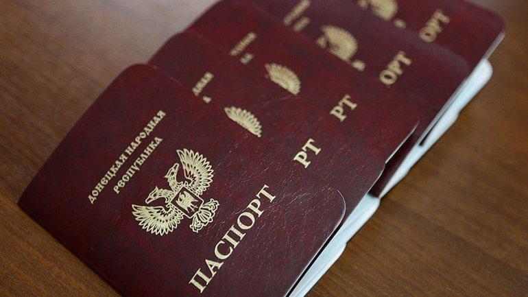 """Жители Донбасса резко прекратили получение """"паспортов ЛДНР"""" - фото 1"""