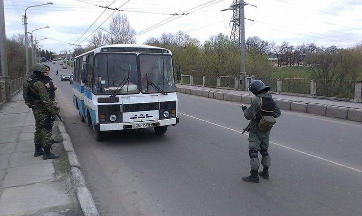Три года назад началась война на Донбассе - фото 1