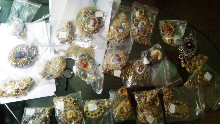 Бывший служитель церкви пытался продать похищенные реликвии - фото 1
