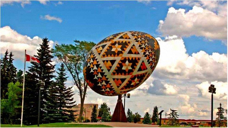 Українська писанка у Канаді - фото 1