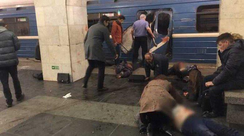 Двое пострадавших из-за взрыва в метро Санкт-Петербурга скончались в больнице - фото 1