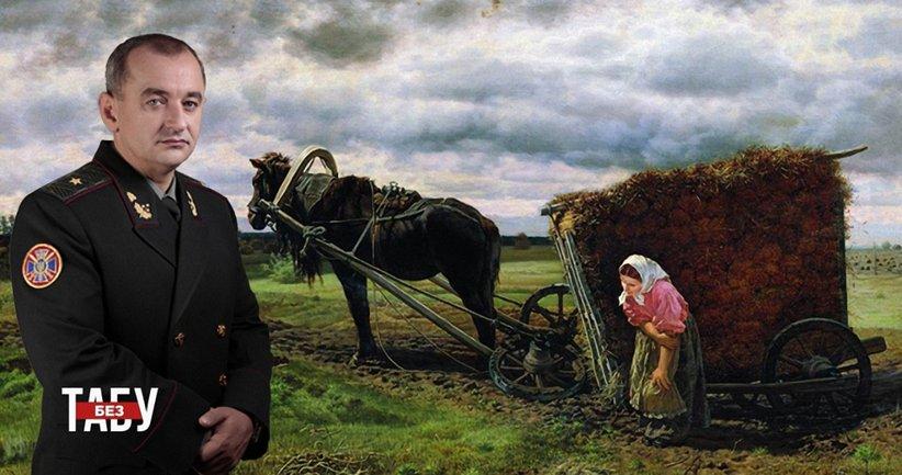 Выращивает хлеб. Матиос объяснил, откуда у жены миллионы - фото 1