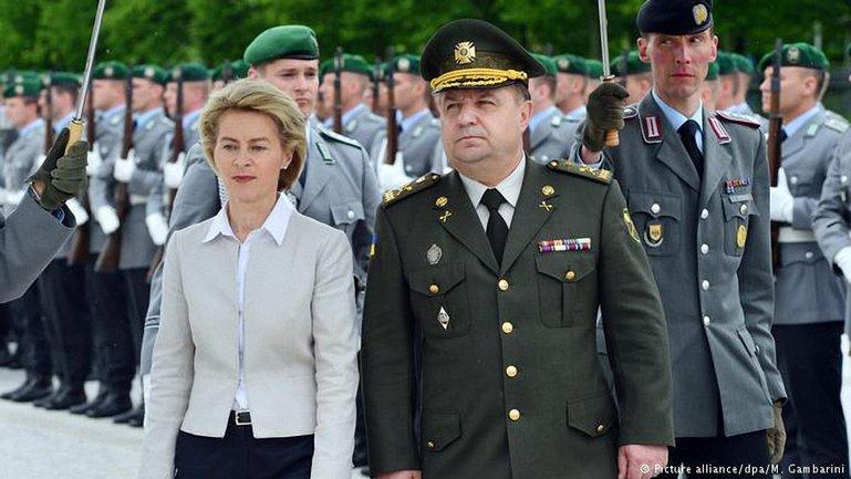 Министр провел встречу с немецкой коллегой в Берлине - фото 1