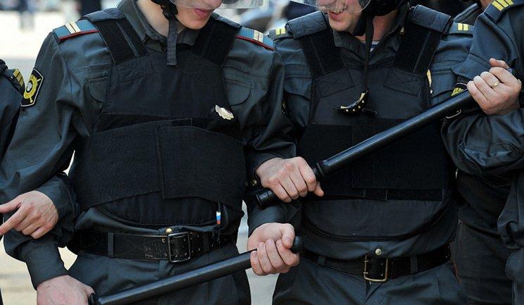 Были задержаны семеро активистов с митинга - фото 1