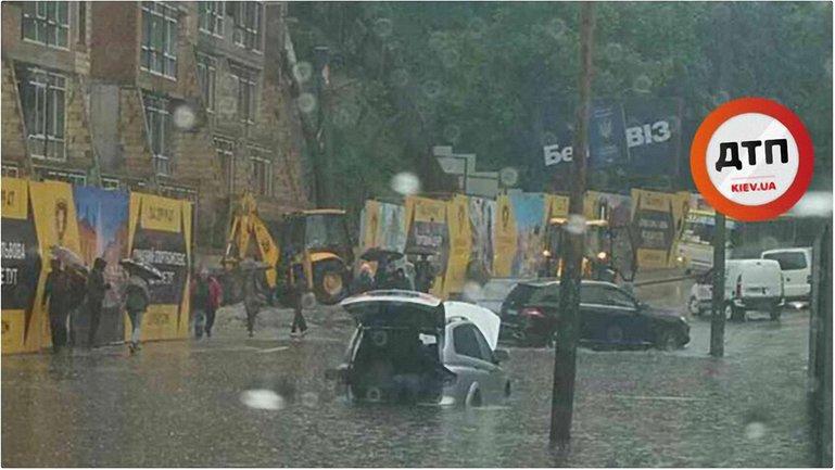 На дорогах потоп - фото 1