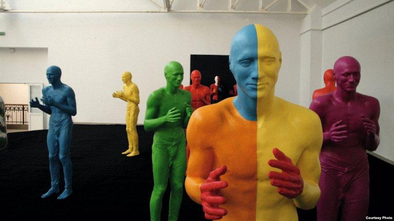 Скульптуры Сидоренко поехали в США - фото 1