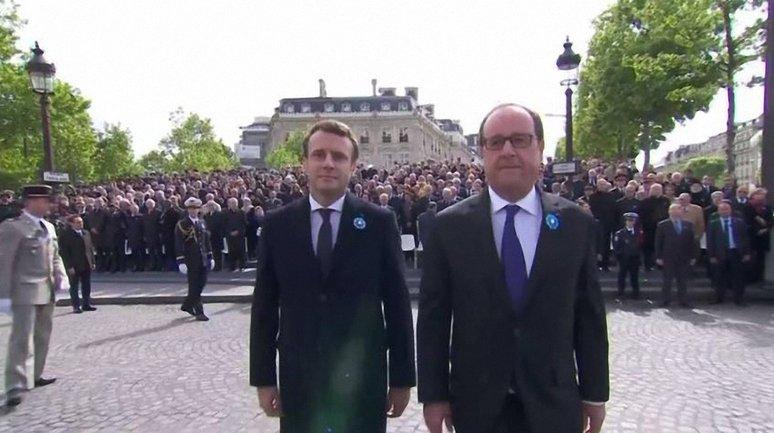 Олланд был президентом Франции с 2012 года  - фото 1
