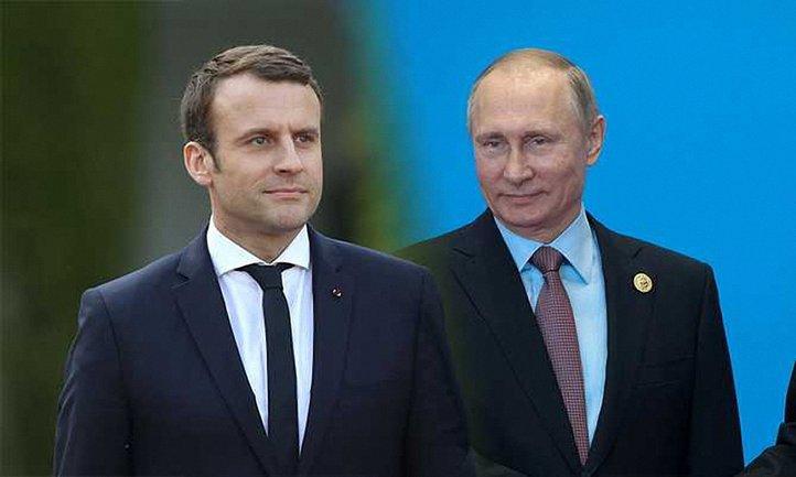 Путин не уговорил Макрона послабить санкции - фото 1