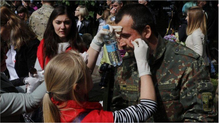 Кто ответит за антиукраинский демарш - фото 1