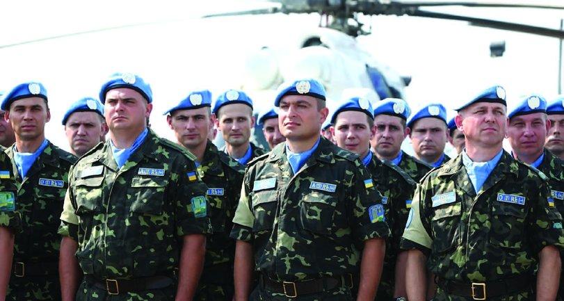 З 1992 року Україна здійснила 25 миротворчих місій - фото 1
