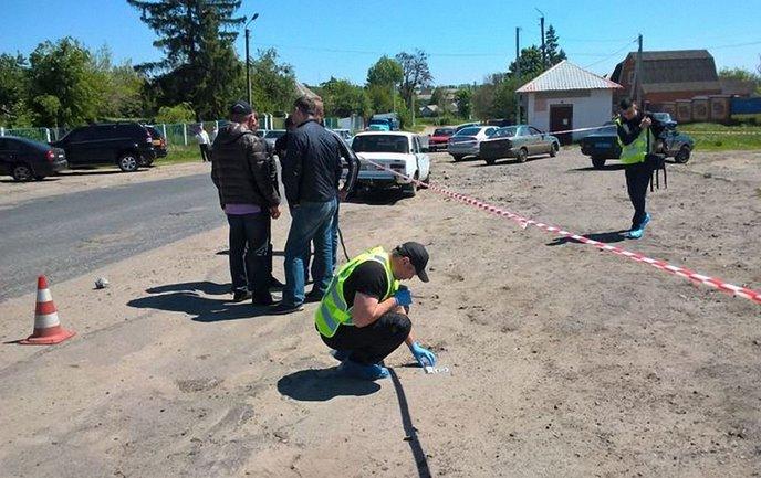 На месте работает полиция - фото 1