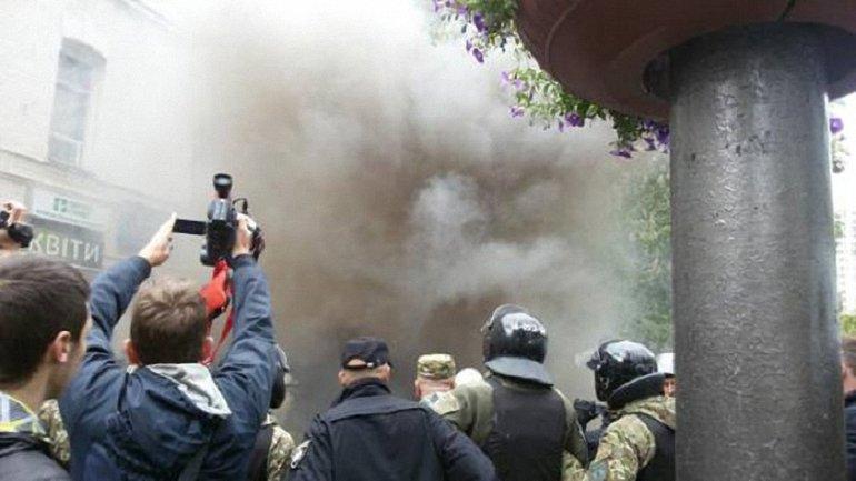 В результате блокады есть пострадавшие - фото 1