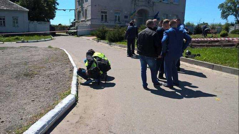 Во время драки со стрельбой погиб житель села Ольшаны - фото 1