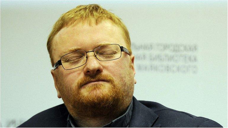 Милонов вновь оскандалился - фото 1