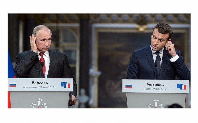 После речи Путина россиянам приходится переписывать Википедию - фото 1