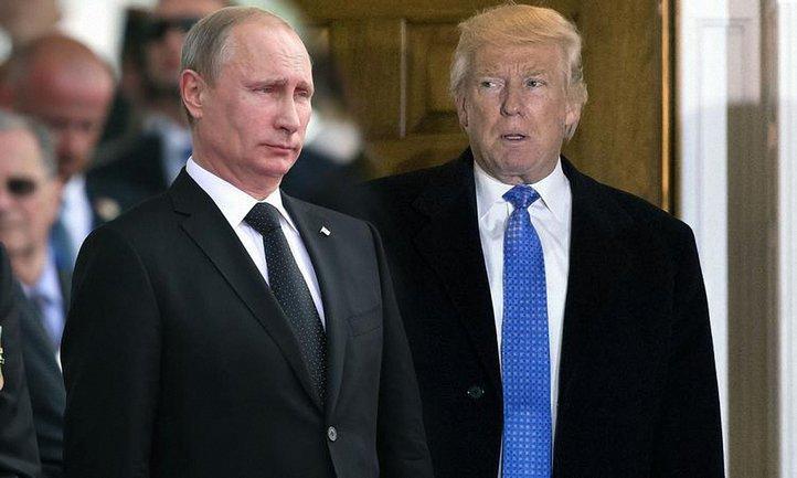 Путин и Трамп пообщались, но не говорили об Украине - фото 1