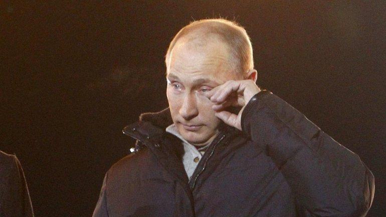 """Адепт """"Единой России"""" считает, что именем Путина можно поднимать города """"с колен"""" - фото 1"""