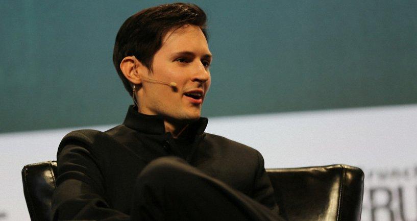 Дуров не удивляется атаке на его почту - фото 1