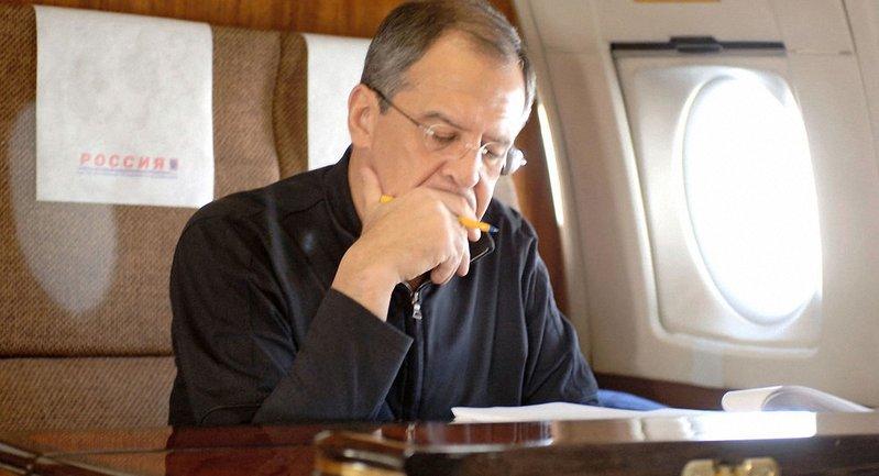 Эстония заявила, что на борту самолета-нарушителя был Лавров  - фото 1
