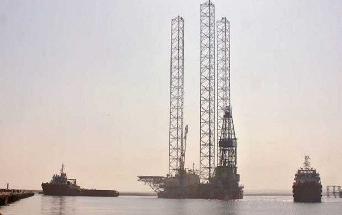 """""""Черноморнефтега""""з приобрело две глубоководные буровые платформы - фото 1"""