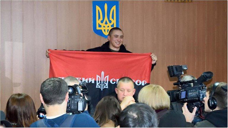 Сергей Стерненко идет до конца - фото 1