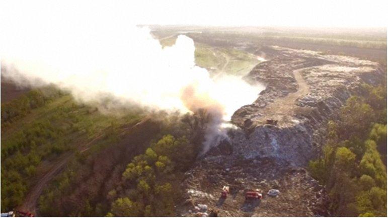 Пожар локализовали сегодня в 00:27 - фото 1