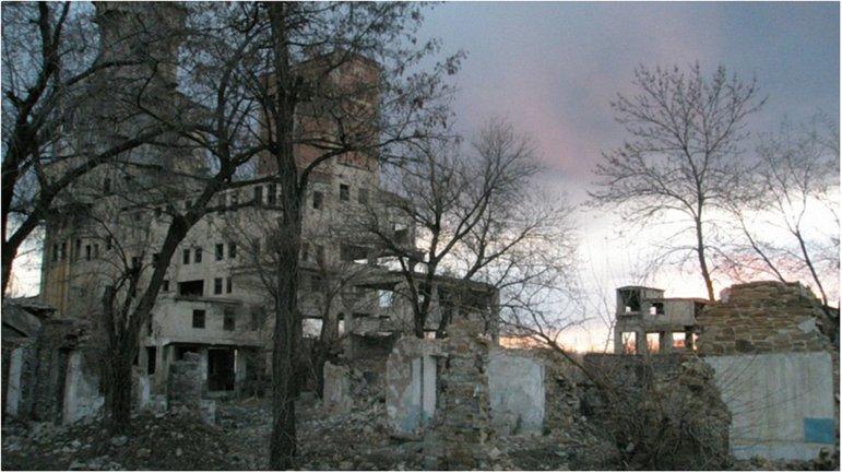 Шахта Юнком - место преступления - фото 1